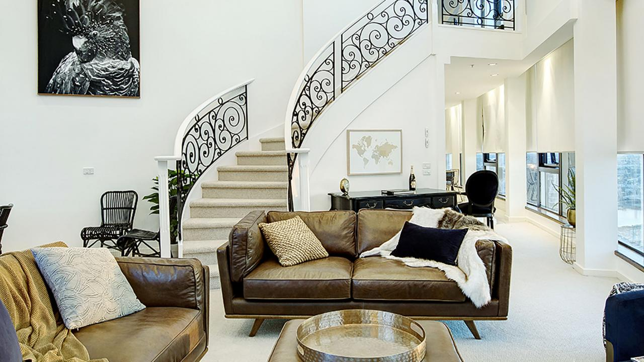 Style and Classy Living Areas all around